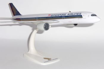 Airbus A350-900 Singapore Airlines Collectors Desktop Model Scale 1:200 E